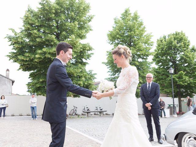 Il matrimonio di Daniele e Alice a Castenedolo, Brescia 47