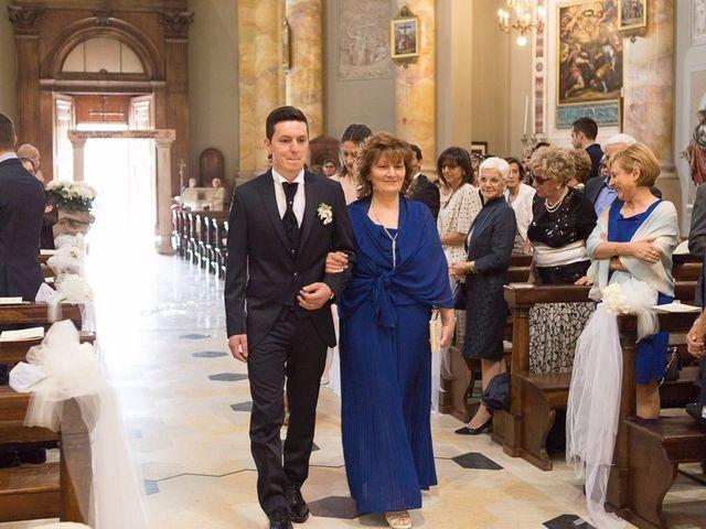 Il matrimonio di Daniele e Alice a Castenedolo, Brescia 49