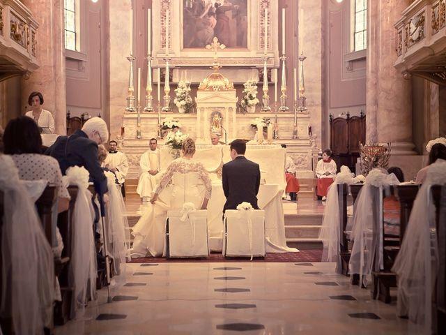 Il matrimonio di Daniele e Alice a Castenedolo, Brescia 52