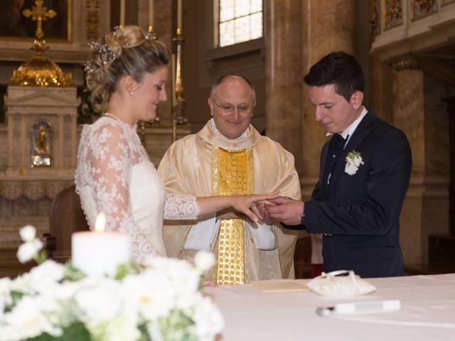 Il matrimonio di Daniele e Alice a Castenedolo, Brescia 57