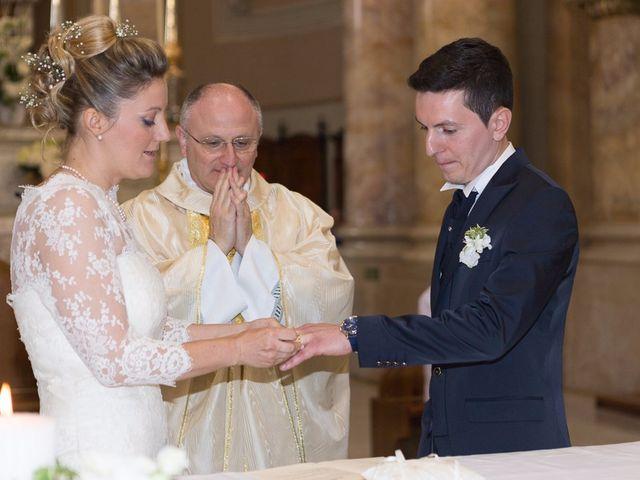 Il matrimonio di Daniele e Alice a Castenedolo, Brescia 58