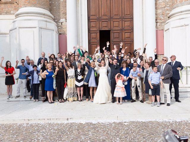 Il matrimonio di Daniele e Alice a Castenedolo, Brescia 71