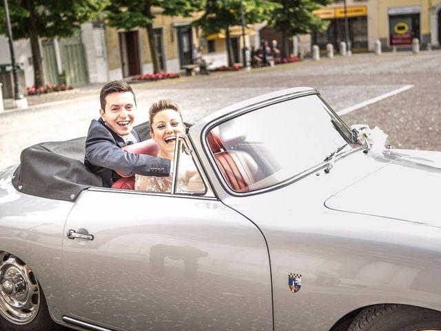 Il matrimonio di Daniele e Alice a Castenedolo, Brescia 73