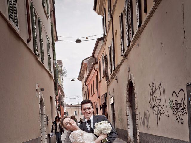 Il matrimonio di Daniele e Alice a Castenedolo, Brescia 77