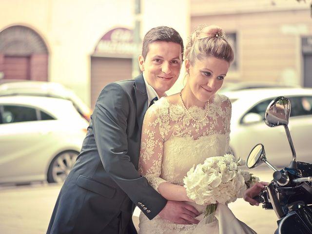 Il matrimonio di Daniele e Alice a Castenedolo, Brescia 82
