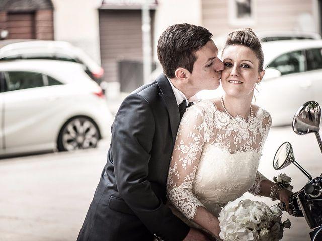Il matrimonio di Daniele e Alice a Castenedolo, Brescia 83