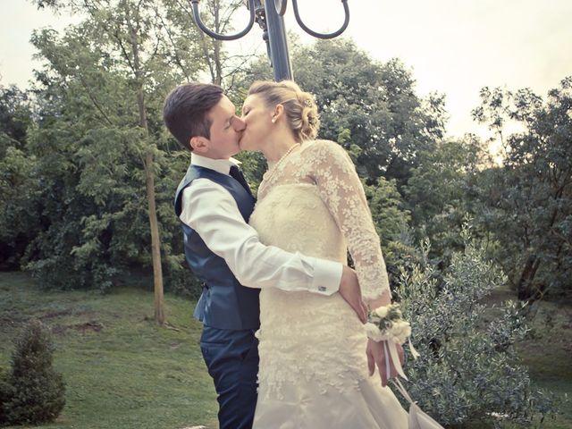 Il matrimonio di Daniele e Alice a Castenedolo, Brescia 111