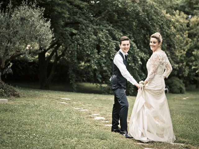 Il matrimonio di Daniele e Alice a Castenedolo, Brescia 112