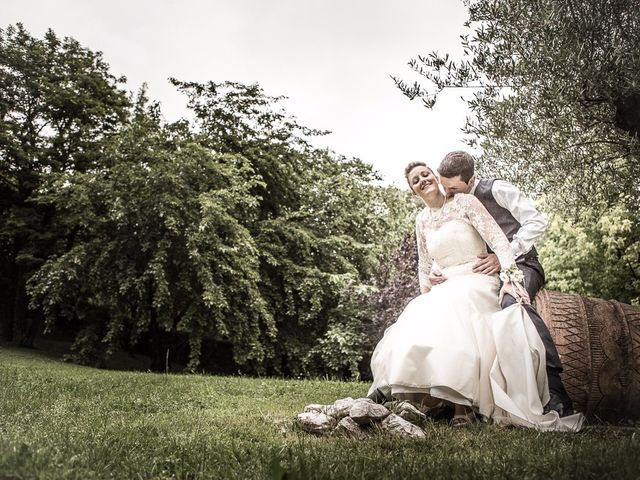Il matrimonio di Daniele e Alice a Castenedolo, Brescia 114