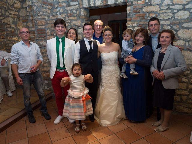 Il matrimonio di Daniele e Alice a Castenedolo, Brescia 121