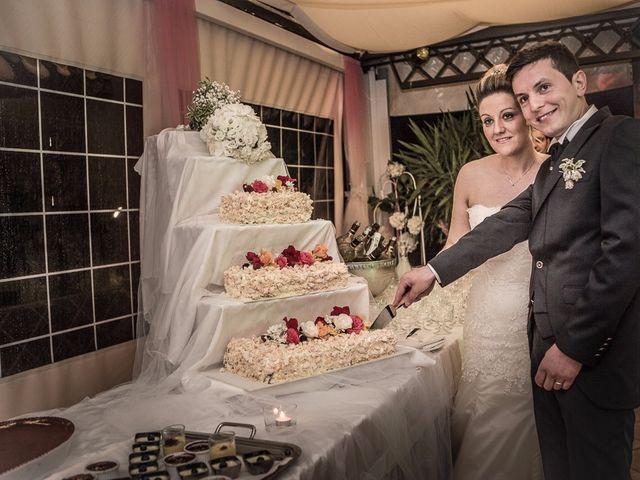 Il matrimonio di Daniele e Alice a Castenedolo, Brescia 122
