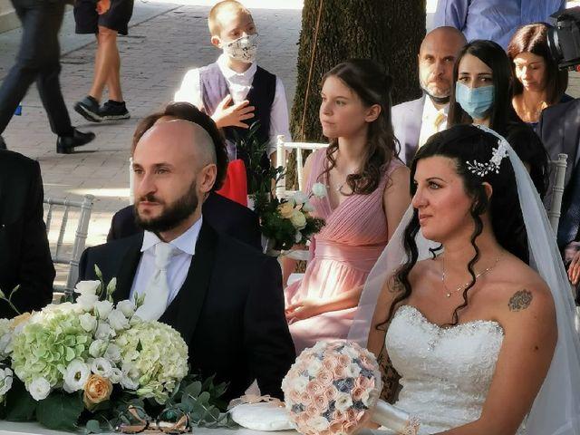 Il matrimonio di Francesco  e Serena a Roma, Roma 2
