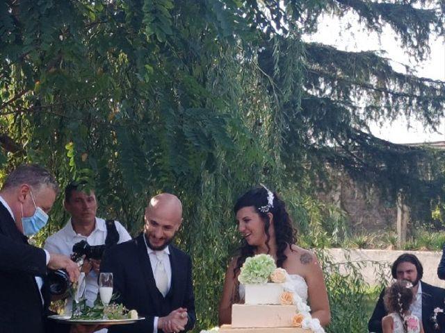 Il matrimonio di Francesco  e Serena a Roma, Roma 4