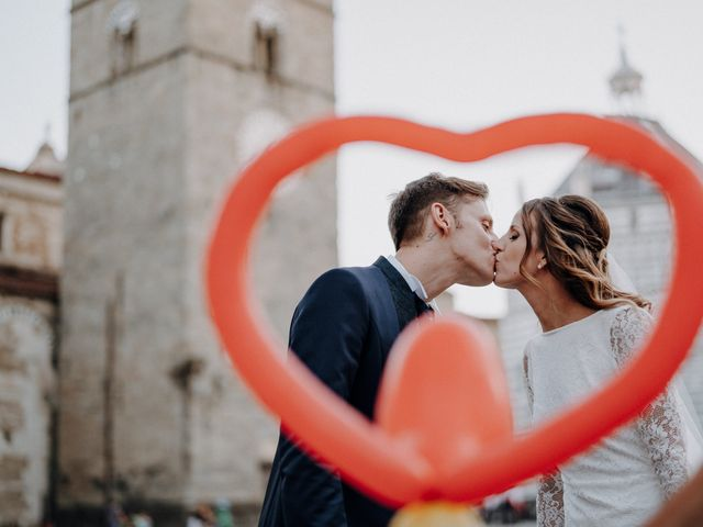 Le nozze di Arianna e Leonardo