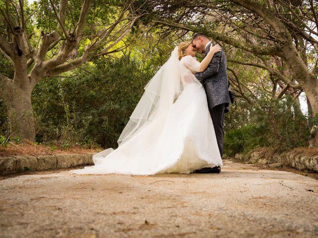 Il matrimonio di Valeria e Leo a Trapani, Trapani 2