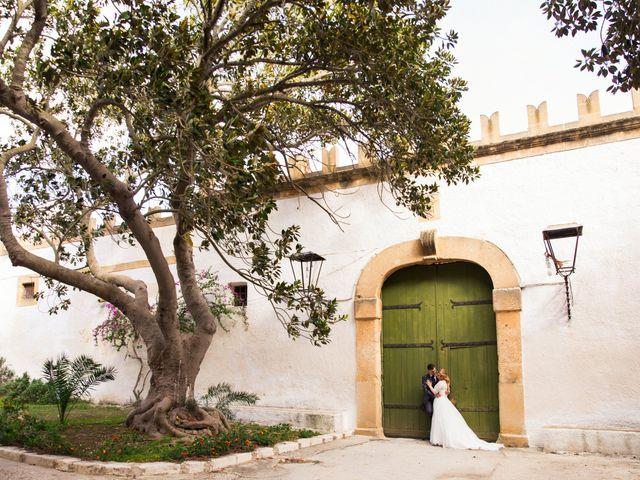 Il matrimonio di Valeria e Leo a Trapani, Trapani 22