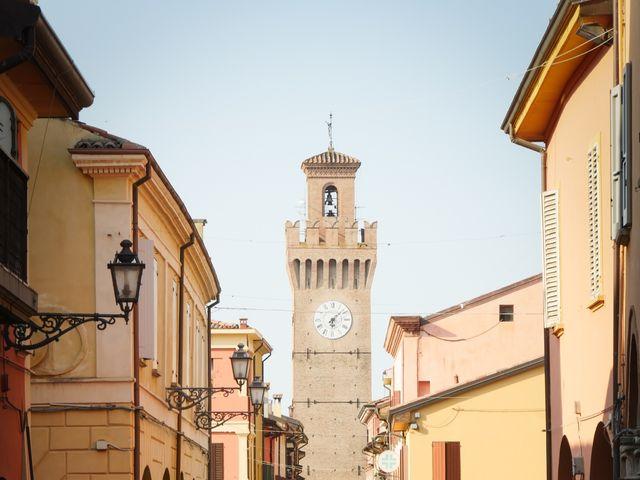 Il matrimonio di Simone e Stefania a Castel San Pietro Terme, Bologna 15