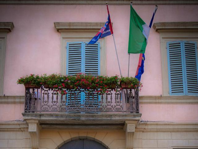 Il matrimonio di Simone e Stefania a Castel San Pietro Terme, Bologna 17