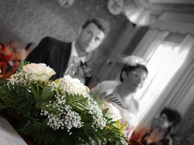 Il matrimonio di Simone e Stefania a Castel San Pietro Terme, Bologna 21