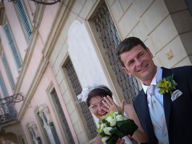 Il matrimonio di Simone e Stefania a Castel San Pietro Terme, Bologna 22
