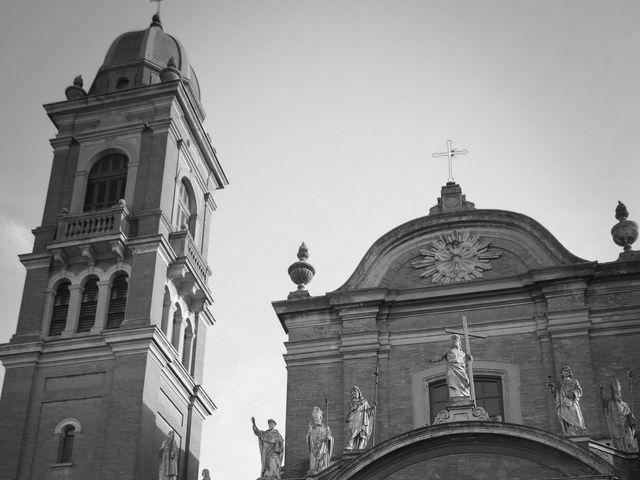 Il matrimonio di Simone e Stefania a Castel San Pietro Terme, Bologna 23