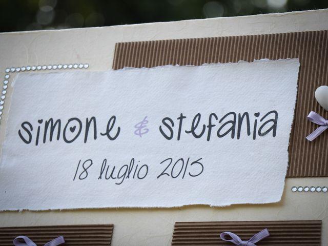 Il matrimonio di Simone e Stefania a Castel San Pietro Terme, Bologna 33