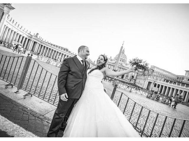 Il matrimonio di Barbara e Francesco a Roma, Roma 1