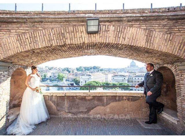 Il matrimonio di Barbara e Francesco a Roma, Roma 8