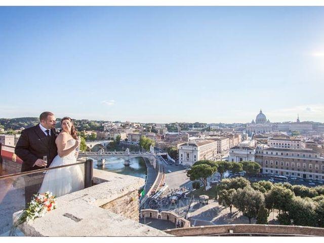 Il matrimonio di Barbara e Francesco a Roma, Roma 10