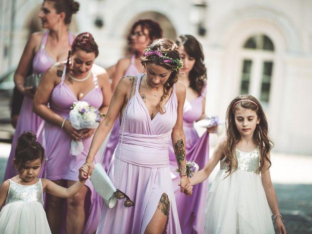 Il matrimonio di Nathan e Vanesa a Trieste, Trieste 17