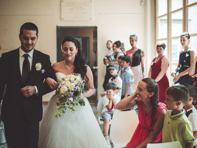 Il matrimonio di Nathan e Vanesa a Trieste, Trieste 19