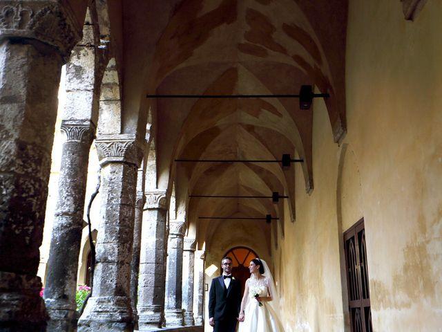 le nozze di Maria Paola e Enrico