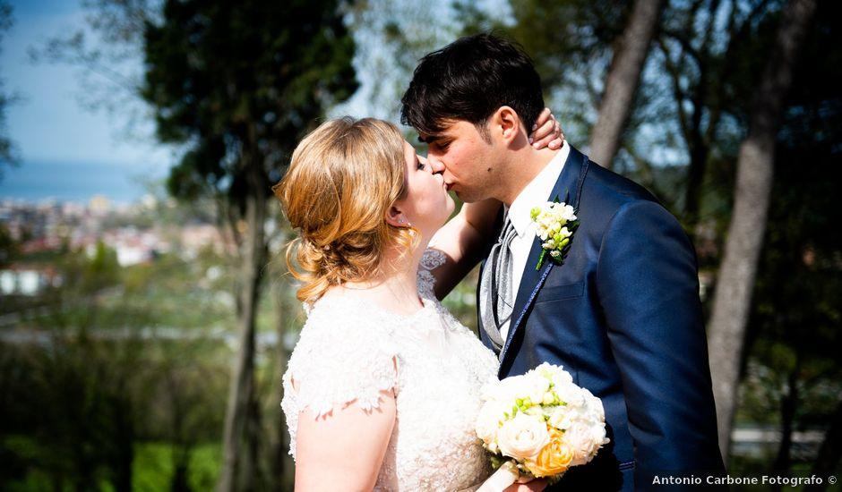 Il matrimonio di Simone e Susanna a Pesaro, Pesaro - Urbino