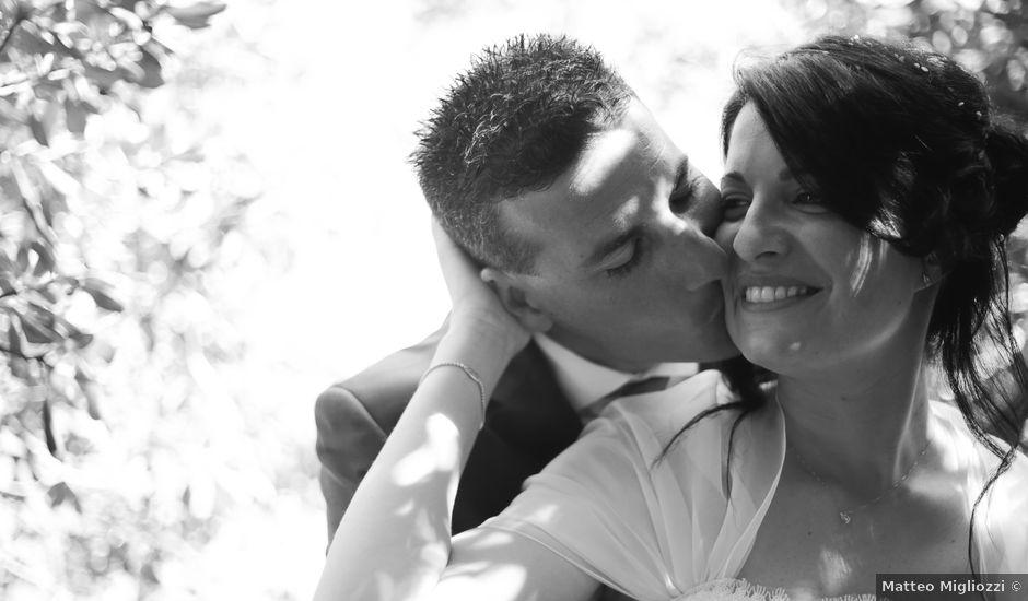 Il matrimonio di Francesca e Lorenzo a Portoferraio, Livorno