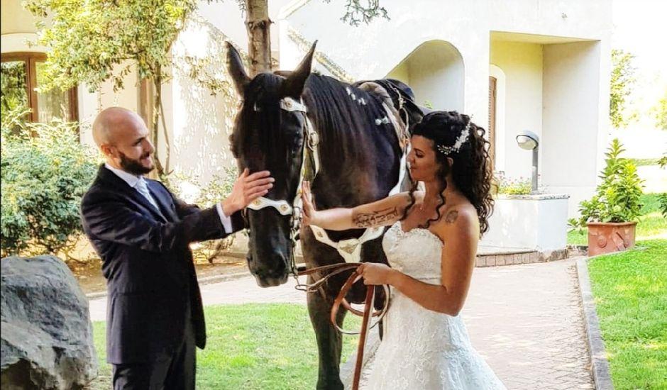 Il matrimonio di Francesco  e Serena a Roma, Roma