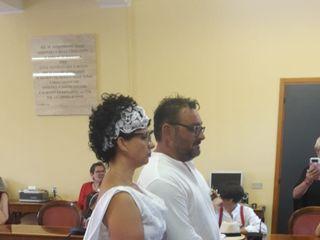 Le nozze di Monia e Federico 1