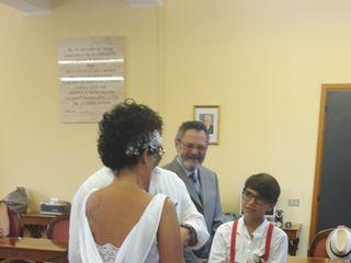 Le nozze di Monia e Federico 2