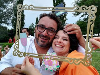 Le nozze di Monia e Federico
