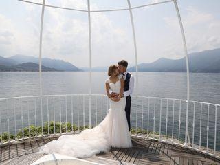 Le nozze di Cinzia e Nicola