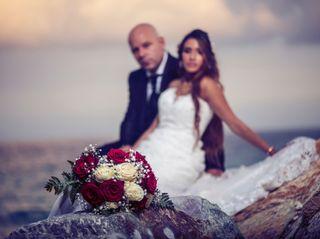 Le nozze di Paola e Helton