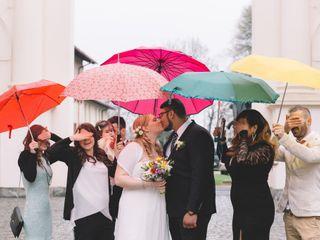 Le nozze di Michela e Freddy