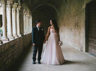Le nozze di Teresa e Simone