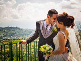 Le nozze di Letizia e Andrea