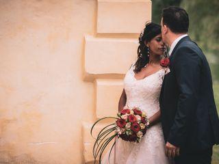 Le nozze di Tigist e Loris