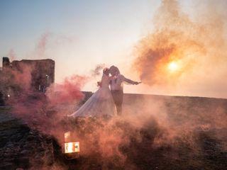 Le nozze di Carmela e Sara