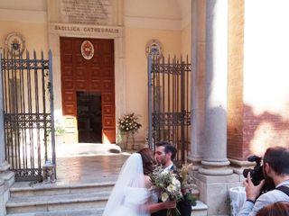 Le nozze di Michela e Domenico 1
