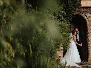 Le nozze di Giorgia e Gilberto