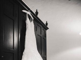 Le nozze di Paulina e Jorge 1