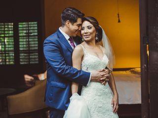 Le nozze di Paulina e Jorge
