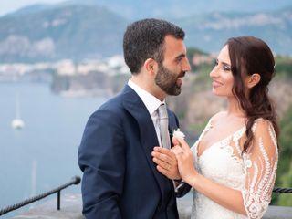 Le nozze di Paolo e Giusy 1